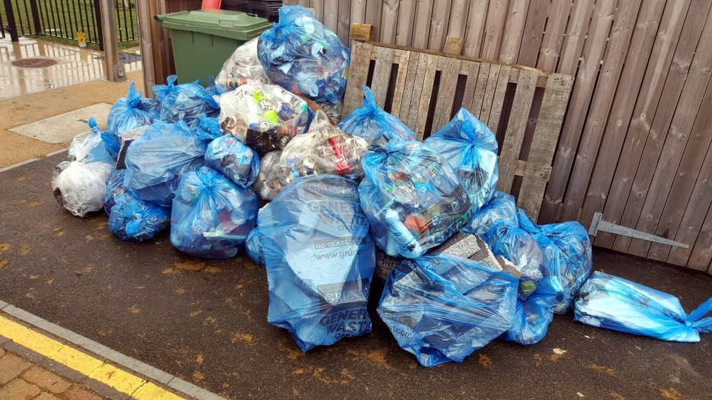 Litter Collection Complete